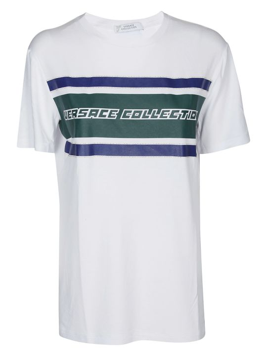 Versace Collection Logo Band T-shirt