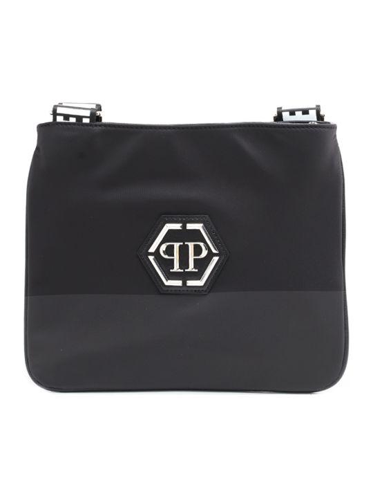 Philipp Plein 'all Over Pp' Bag