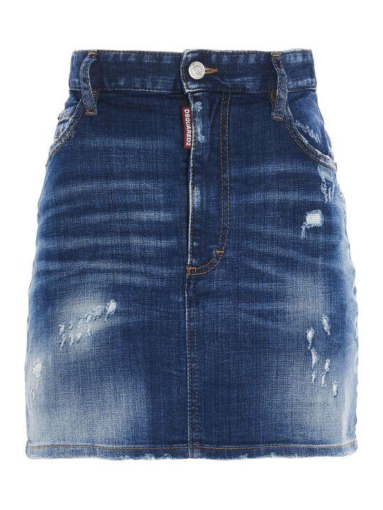 Dsquared2 'dalma Mini' Skirt