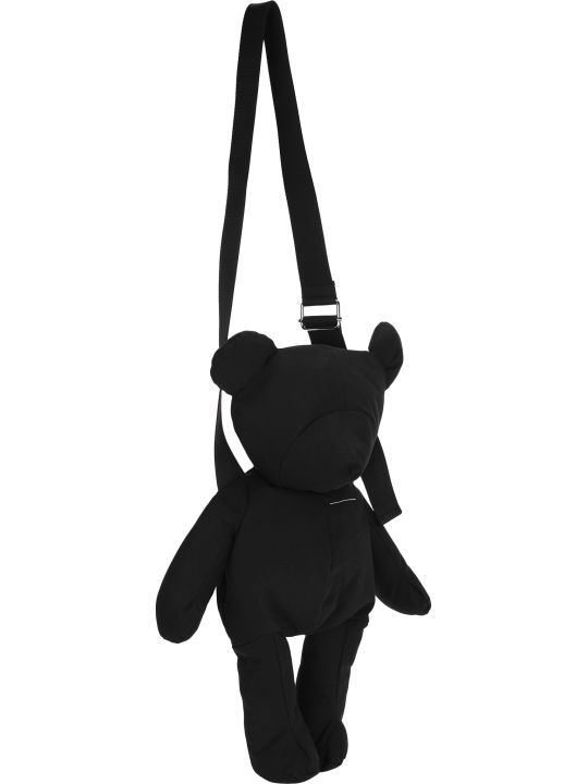 MM6 Maison Margiela Mm6 Teddy Bear Crossbody Bag