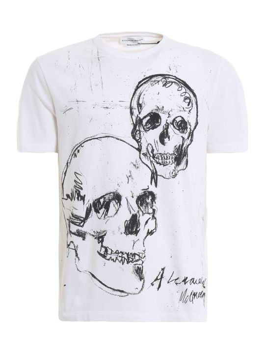 Alexander McQueen Skulls T-shirt