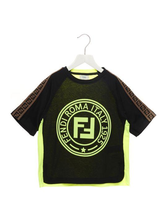 Fendi 'fendi Roma' T-shirt