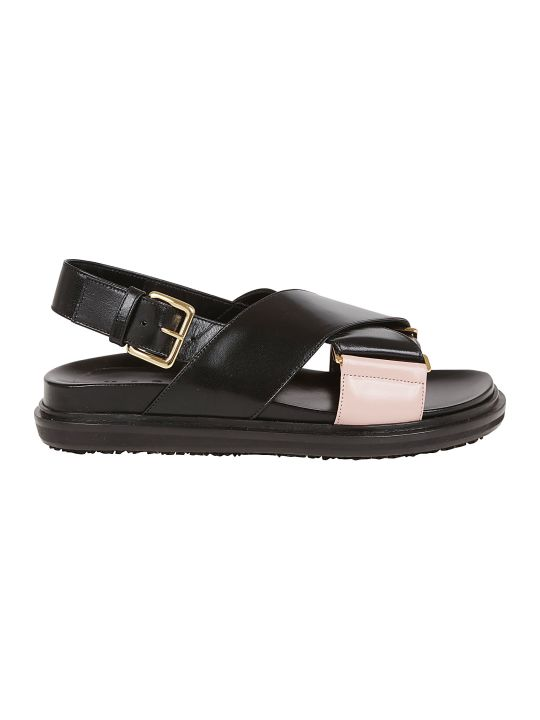 Marni Side Buckle Sandals