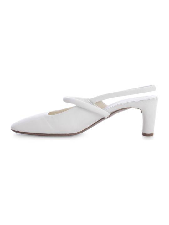 Del Carlo Closed Sandals W/lace