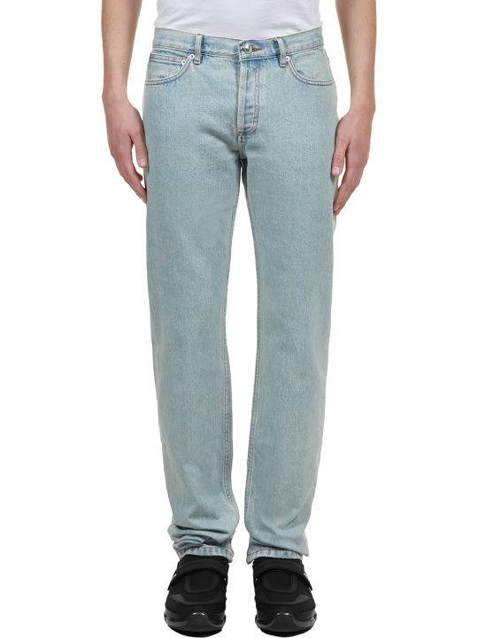 A.P.C. Apc Straight Leg Jeans