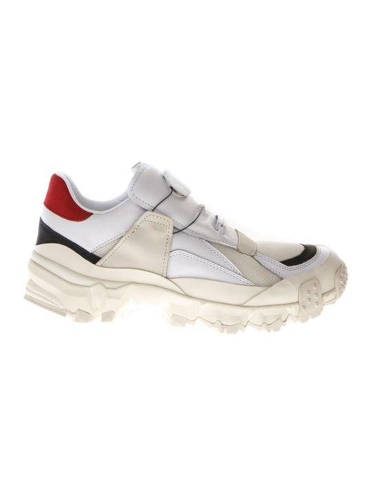 Puma Select White Rubber Sneakers X Han Kjøbenhavn