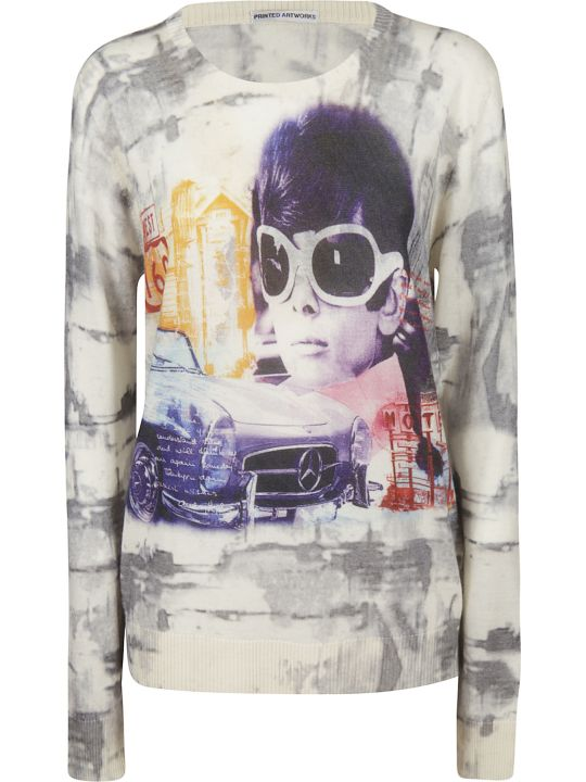 Printed Artworks Printed Jumper