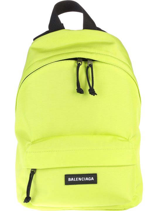 Balenciaga Branded Backpack