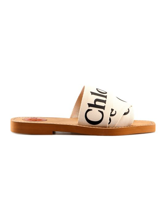 Chloé Flat Sandal