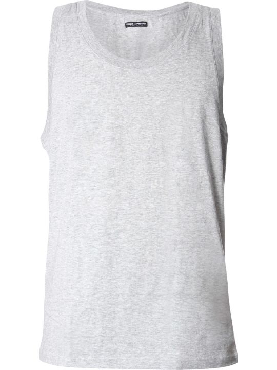 Dolce & Gabbana Pack Of Two Tank Tops