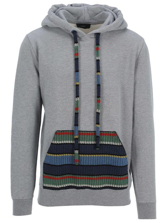 Alanui Alanui Knitted Pocket Hoodie