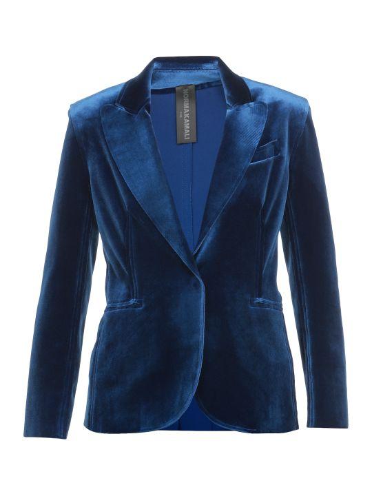Norma Kamali Single-breasted Jacket