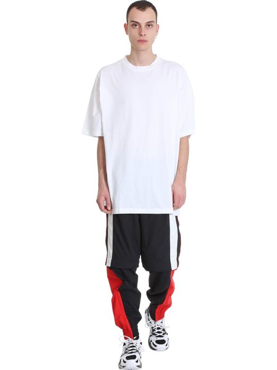 VETEMENTS T-shirt In White Cotton