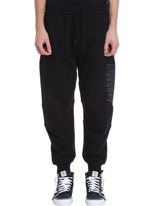 Maharishi Miltype Black Cotton Pants