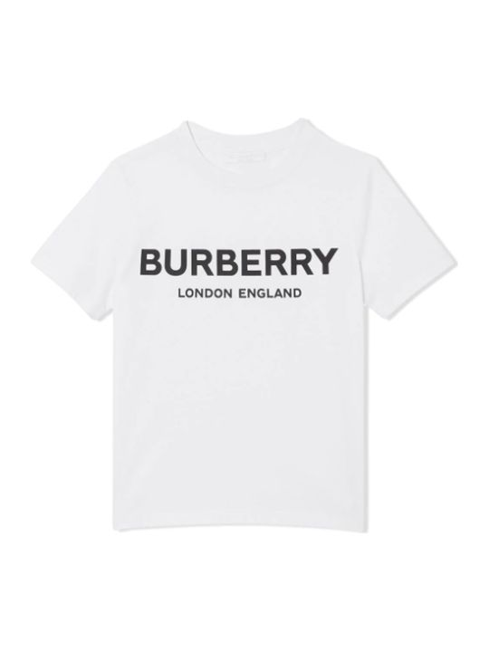 Burberry White T-shirt