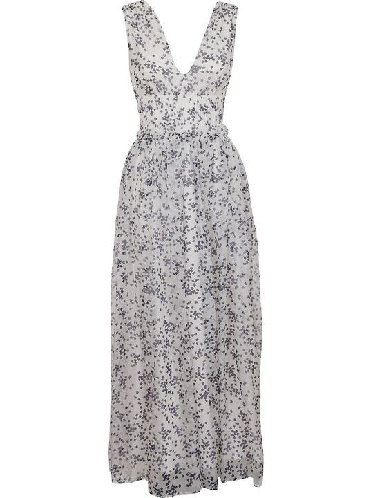 Parosh Star Print Dress