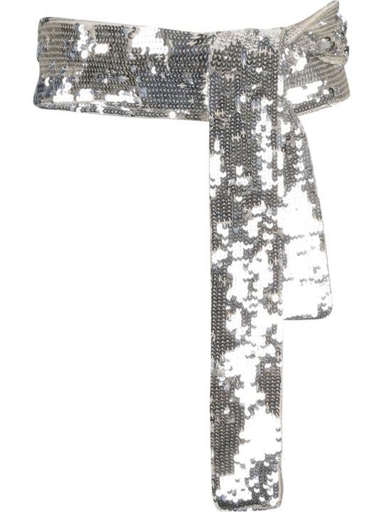 ATTICO The Attico Sequins Belt