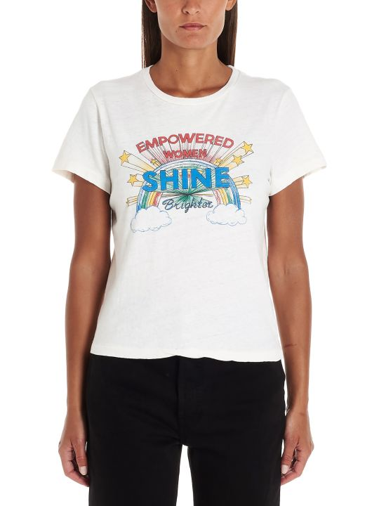 RE/DONE 'empowered Women Shine' T-shirt