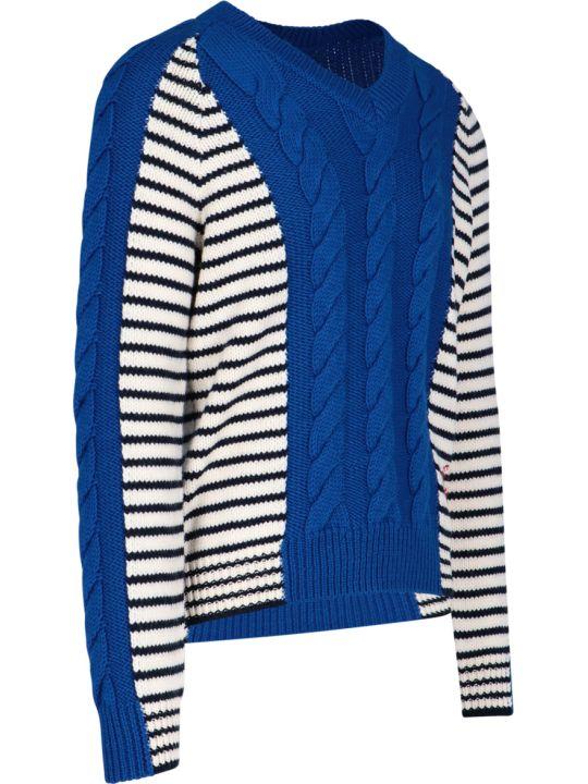 Alexander McQueen Striped Pullover