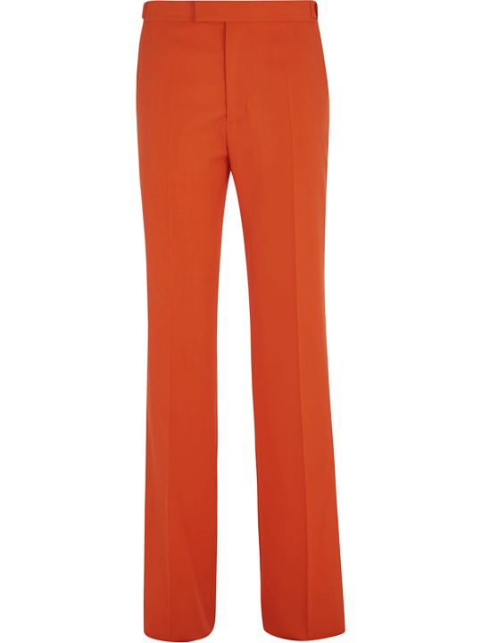 The Attico Long Straight Trousers