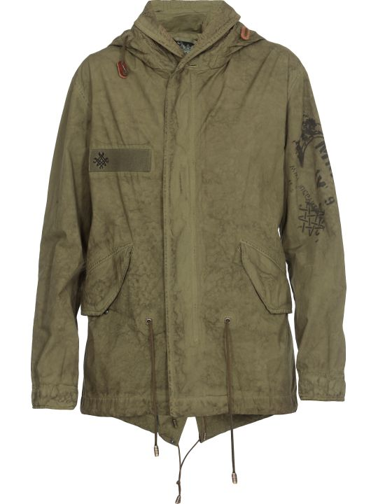 Mr & Mrs Italy Mini Parka Parachute