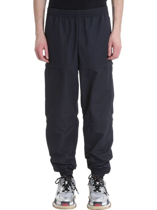 Balenciaga Black Nylon Pants