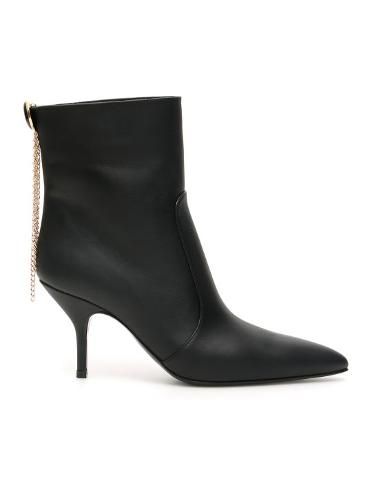 Magda Butrym Egypt Charm Ankle Boots