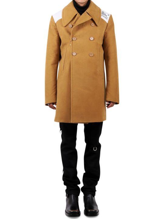 Raf Simons Cognac Coat