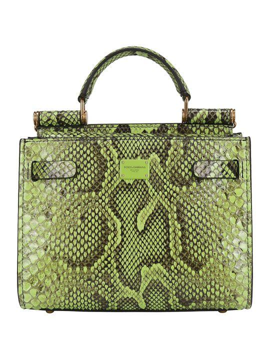 Dolce & Gabbana Mini Sicily Tote Bag