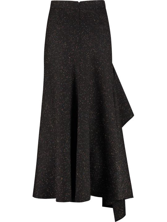 Alexander McQueen Asymmetric Skirt