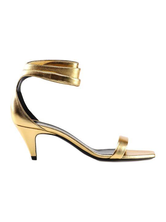 Saint Laurent Charlotte Sandals