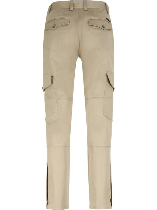 Dolce & Gabbana Gabardine Cargo Trousers