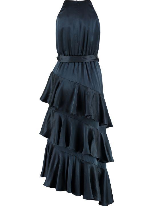 Zimmermann Silk Dress With Frills