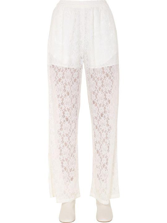 MM6 Maison Margiela Wide Trousers