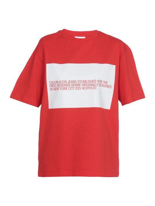 Calvin Klein Oversize T Shirt