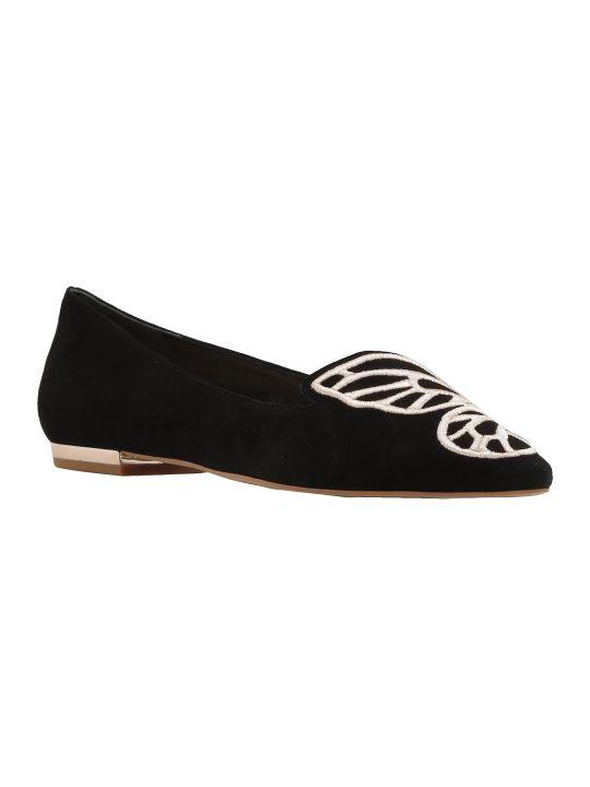 Sophia Webster Bibi Butterfly Flat Shoes