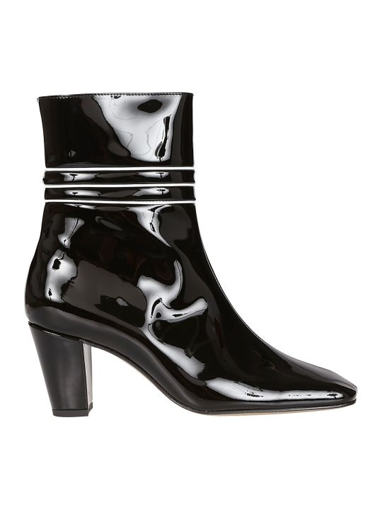 Dorateymur Square Toe Ankle Boots