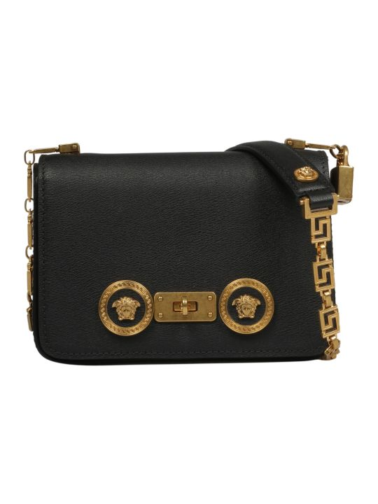 Versace Greek Medusa Shoulder Bag