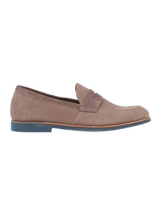 Fratelli Rossetti Leather Loafer