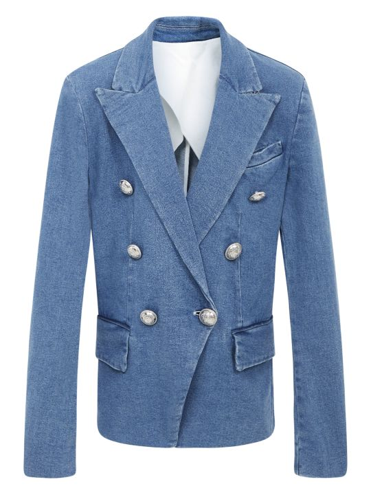 Balmain Paris Kids Blazer