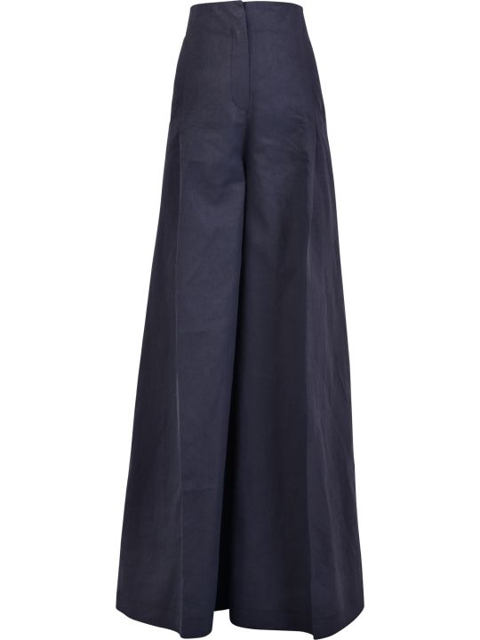 Jacquemus Wide Leg Trousers