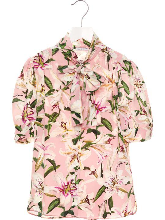 Dolce & Gabbana 'gigli' Shirt