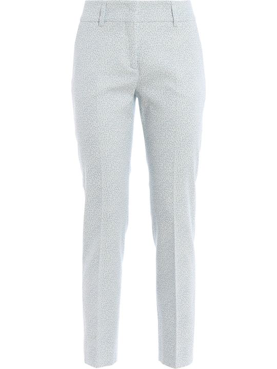 Piazza Sempione Patterned Trousers