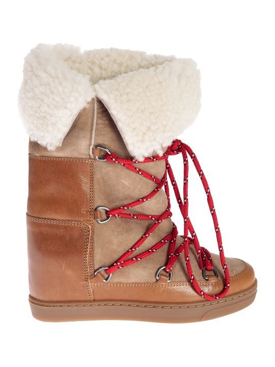 Isabel Marant Nowly Snow High Boots