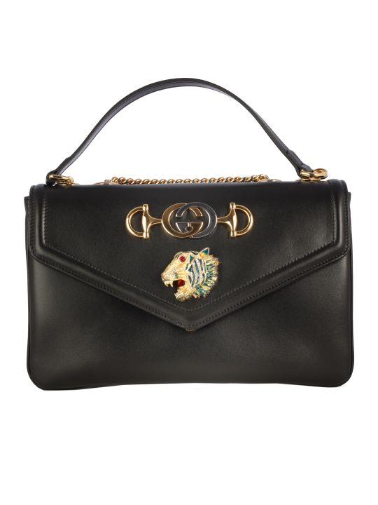 Gucci Interlocking G Logo Shoulder Bag