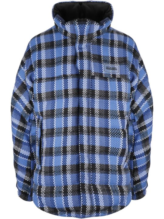 Napa By Martine Rose Napa Martine Rose Checked Jacket
