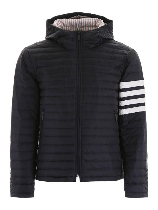 Thom Browne 4-bar Puffer Jacket