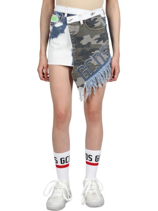 GCDS Mix Skirt