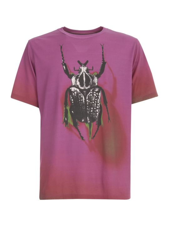 Paul Smith Gents T-shirt Beetle Print
