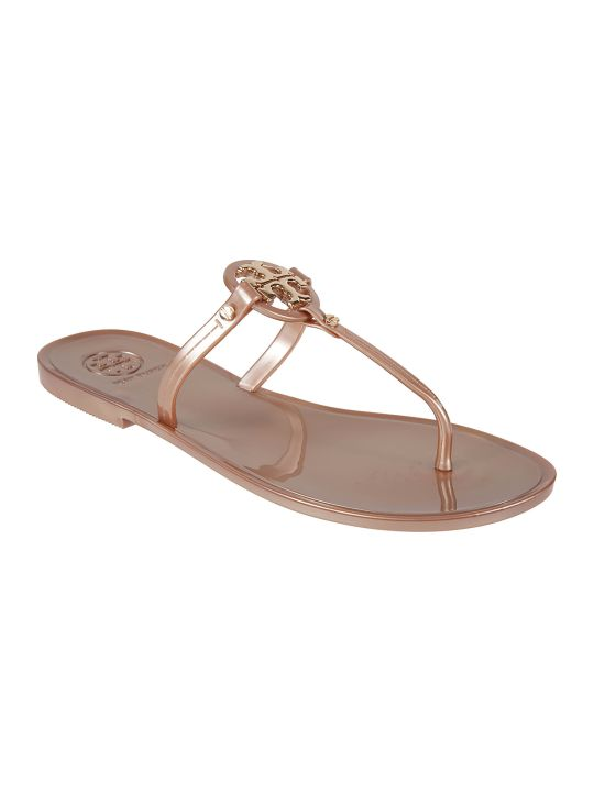 Tory Burch Mini Miller Flat Thong Sandals